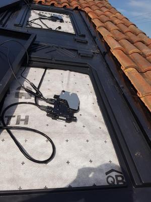Installation Photovoltaique Faite Par Enrandco No